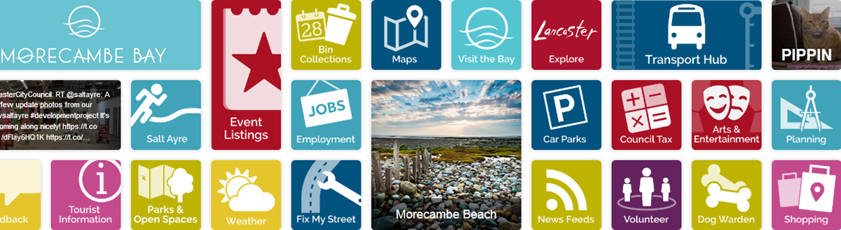 iLancaster City Coast & Countryside app