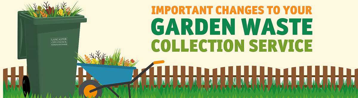 Opt in now to have your garden waste collected