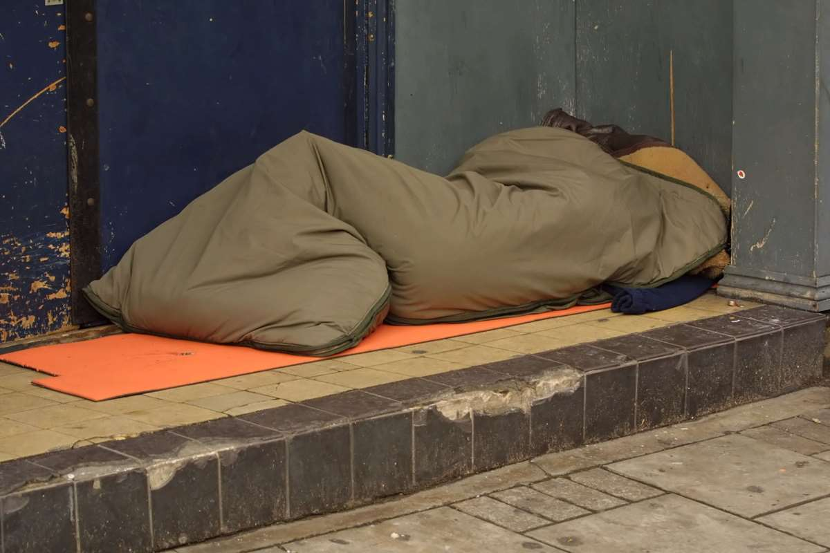 Help us get rough sleepers off the street for good