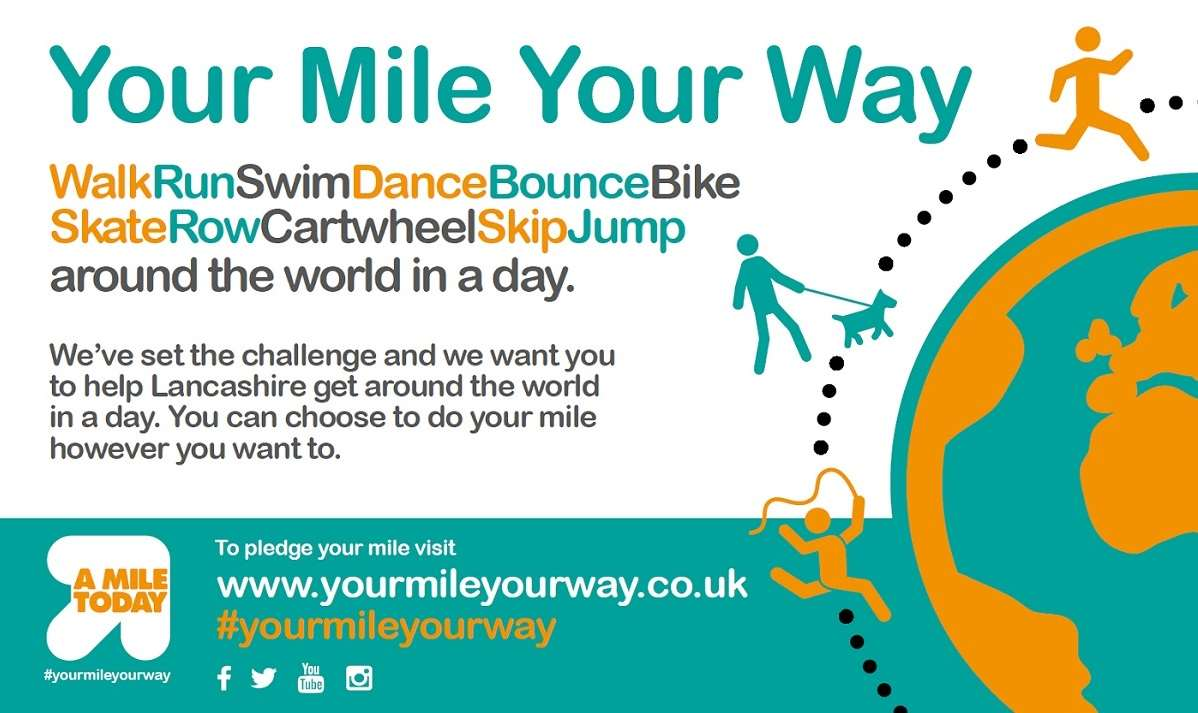 Your Mile Your Way Challenge 2018