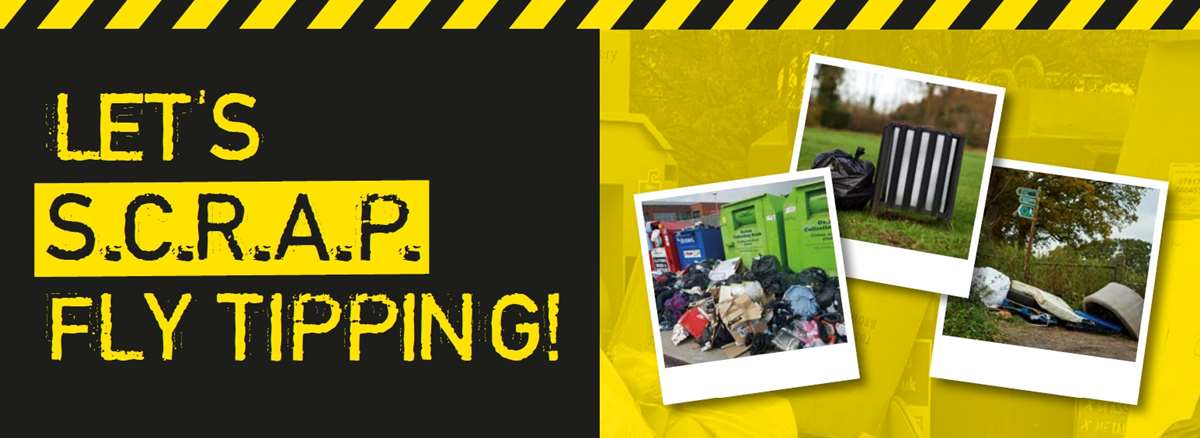 Let's scrap fly-tipping