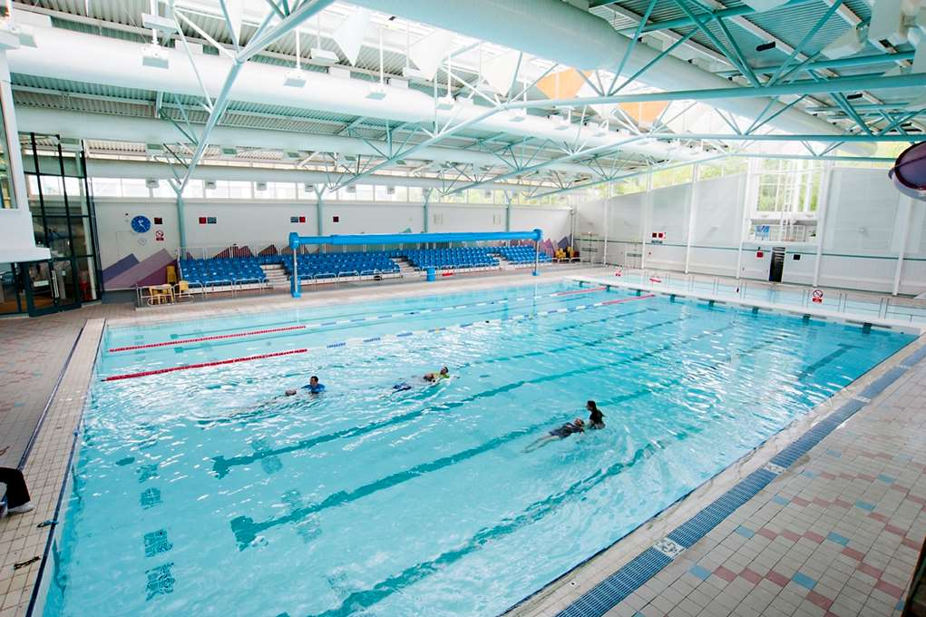 Salt Ayre Swimming Pool - Lancaster City Council