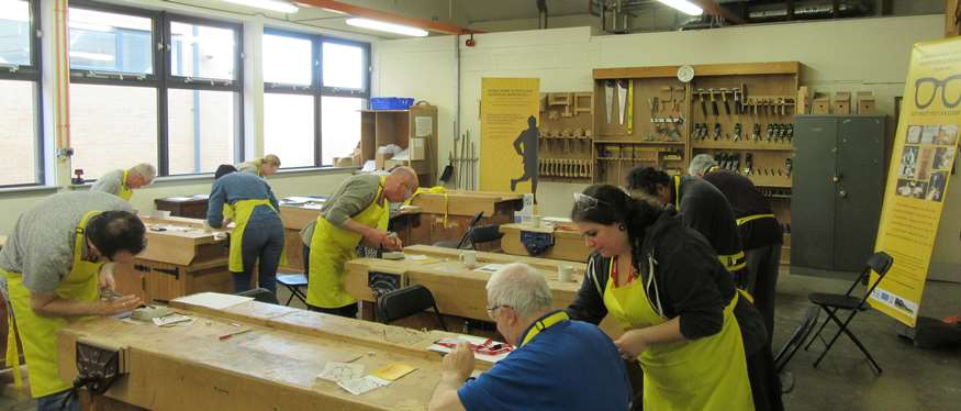 Stone Carving Workshop March 2017