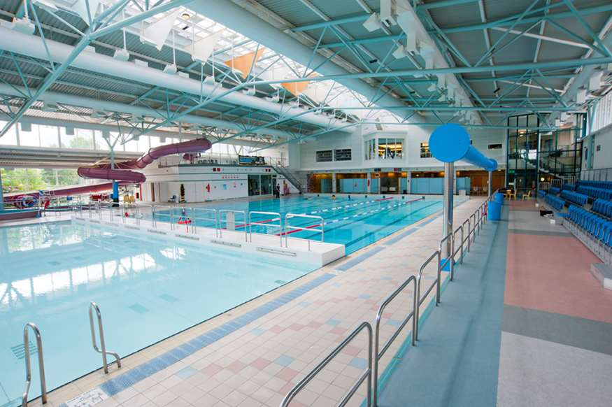 Salt ayre swimming pool lancaster city council for Gyms in manchester city centre with swimming pools