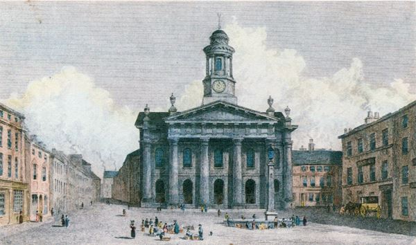 Old Town Hall, Lancaster