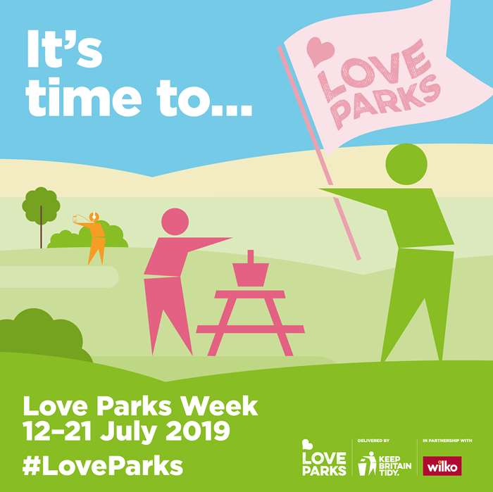 Love your local park