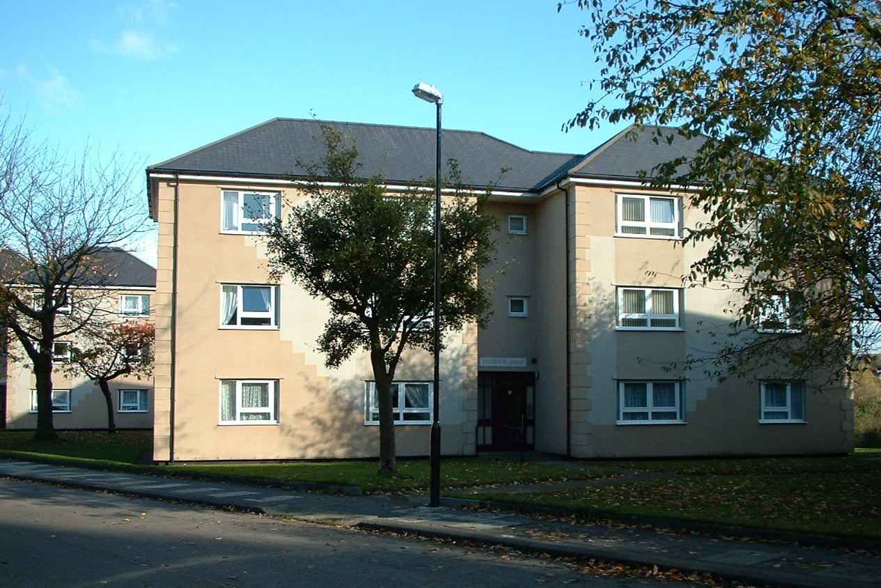 Council housing in the Lancaster district