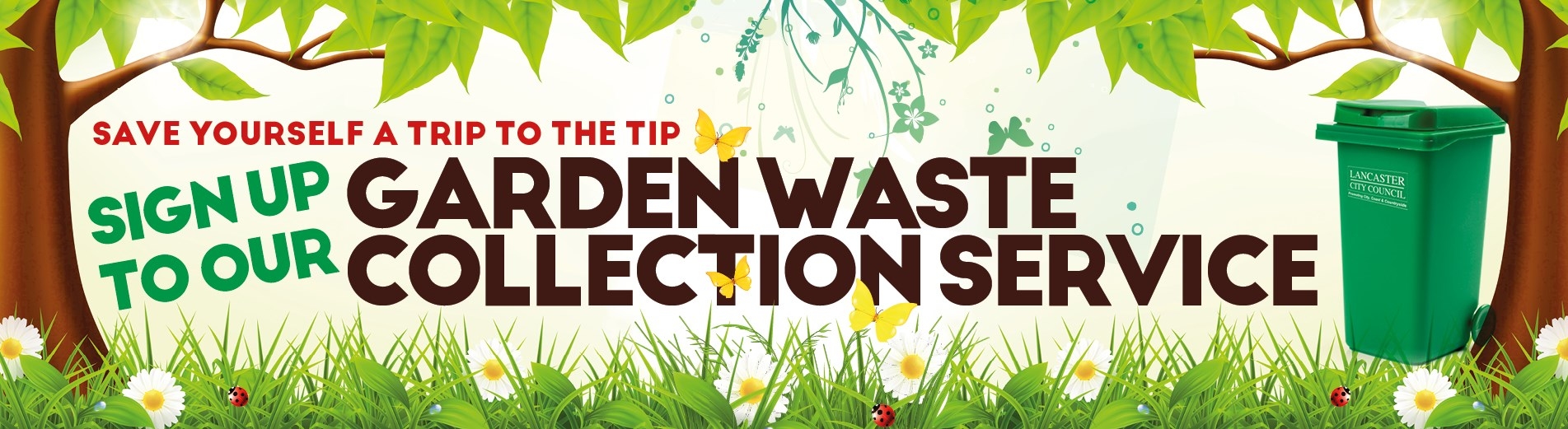 Have you renewed your garden waste subscription for 2019/2020